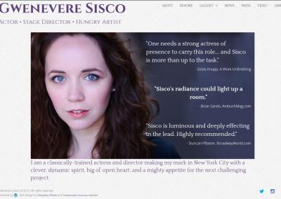 Gwenevere Sisco