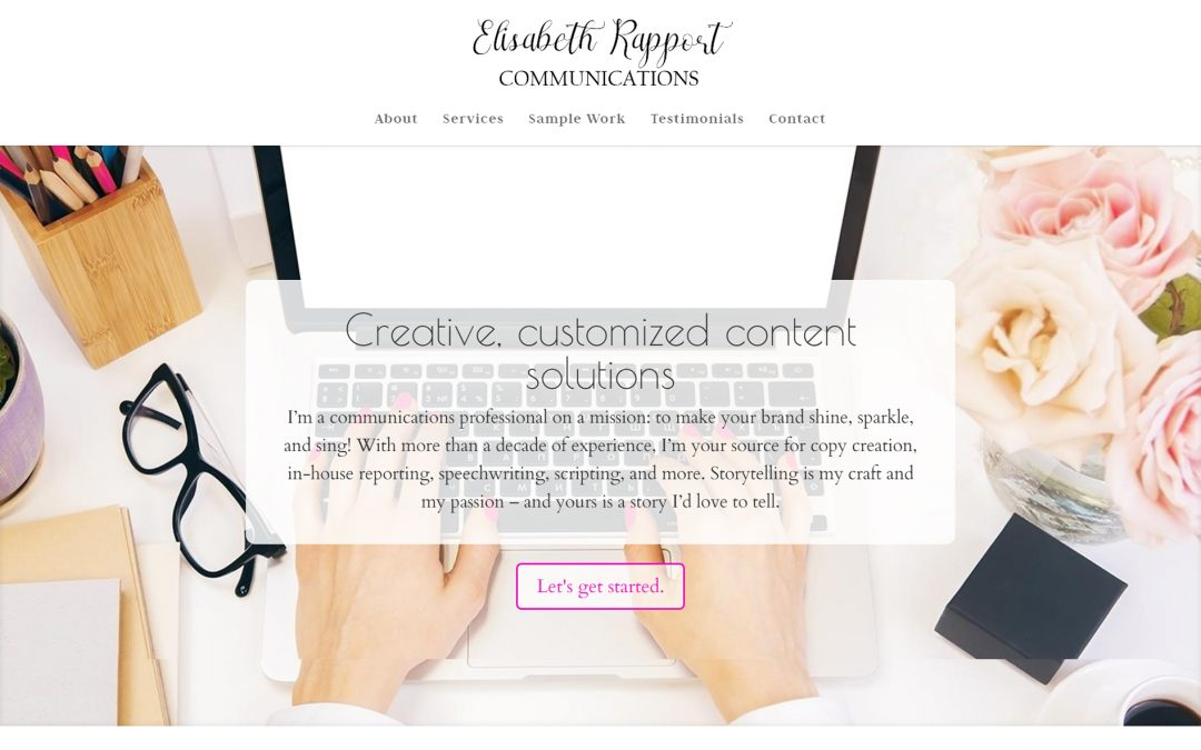 Elisabeth Rapport Communications, LLC