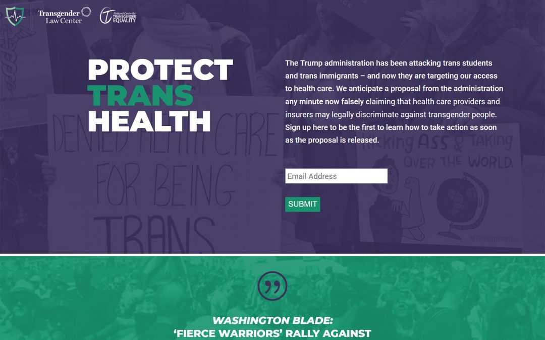 Protect Trans Health